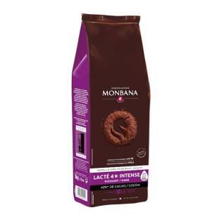 Lacté intense 4 étoiles sac 1 Kg - Préparation pour chocolat chaud Monbana