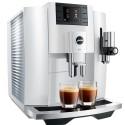 E8 Piano White (EB) - Machine à café Automatique JURA