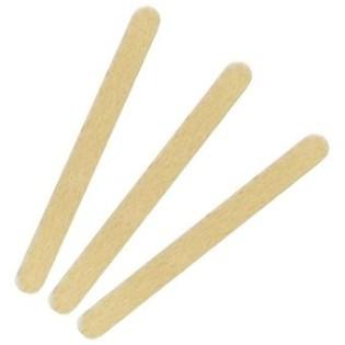 1000 spatules en bois 110mm