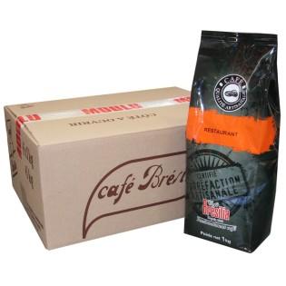 RESTAURANT PERCO 1KG (ROUGE) - Café Brésilia