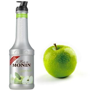 POMME VERTE - Purée de fruits MONIN 1L