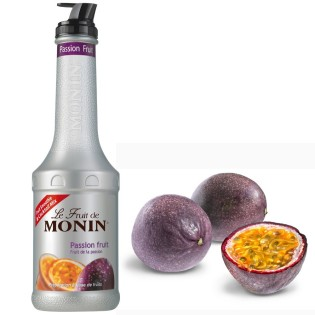 PASSION - Purée de fruits MONIN 1L