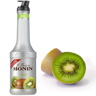 KIWI - Purée de fruits MONIN 1L