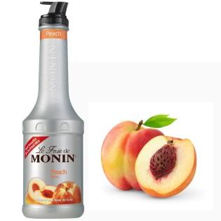 PÊCHE - Purée de fruits MONIN 1L