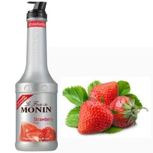 FRAISE - Purée de fruits MONIN 1L