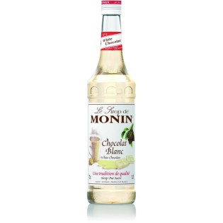 CHOCOLAT BLANC - Sirop MONIN 70cl
