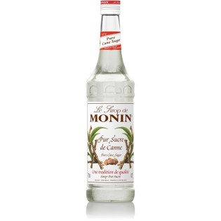 SUCRE DE CANNE - Sirop MONIN 70cl