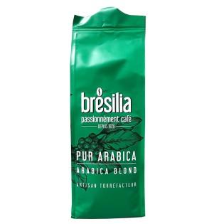 PUR ARABICA BLOND MOULU 250g - Café Brésilia