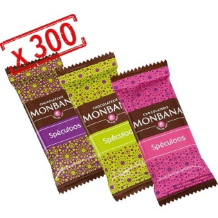 Spéculoos - Carton X 300 Pièces Monbana