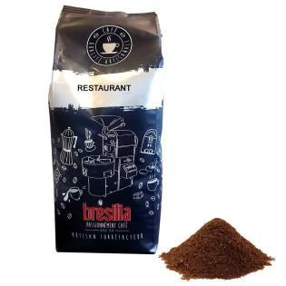 RESTAURANT MOULU 1KG (ROUGE) - Café Brésilia